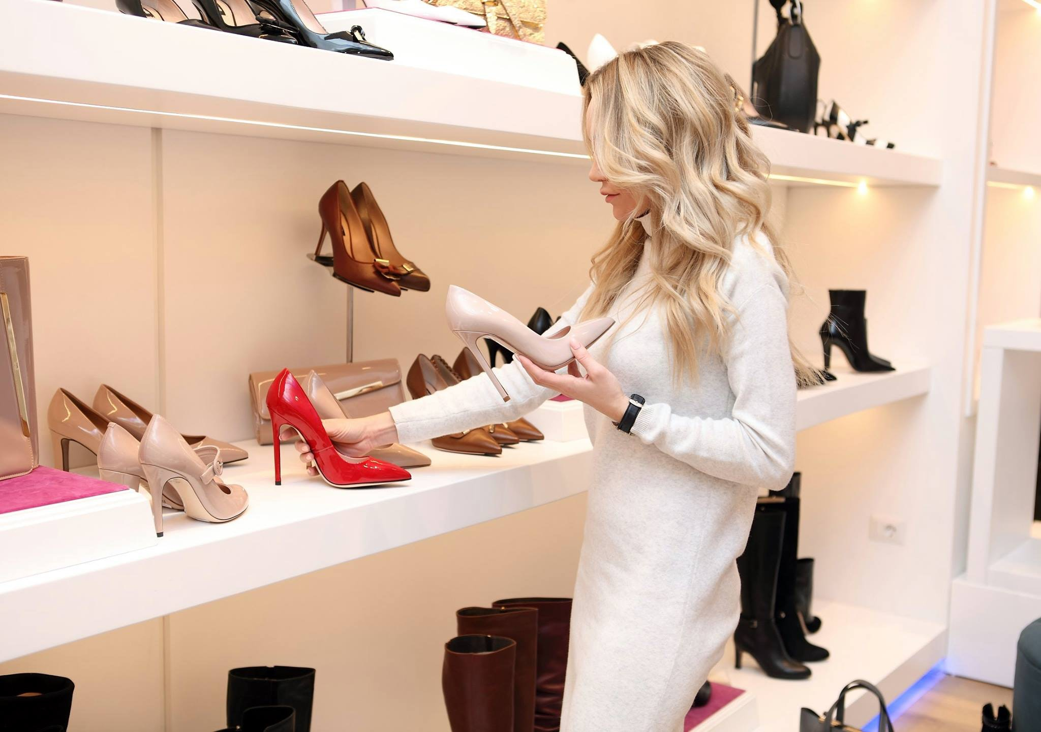 Shoes to Wear When a Lady Means Business